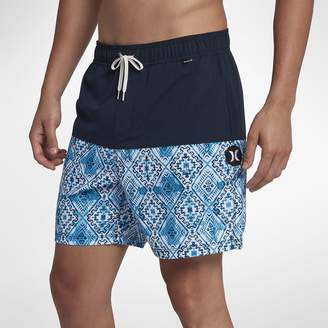 "Hurley Groovy Volley Men's 17"" Board Shorts"