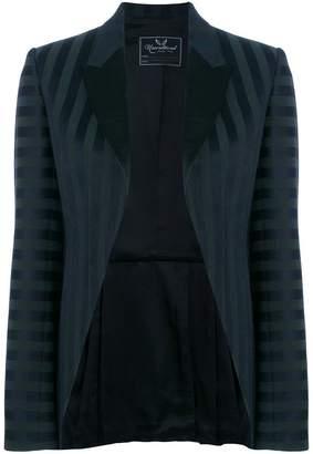 Unconditional tuxedo tailcoat jacket