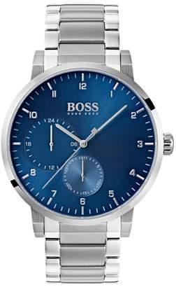 BOSS Oxygen Chronograph Bracelet Watch, 42mm