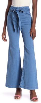 Flying Tomato High Waisted Wide Leg Jeans