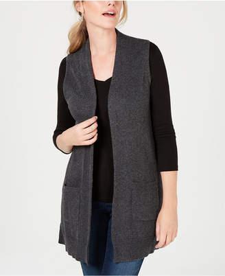 Karen Scott Sweater Vest