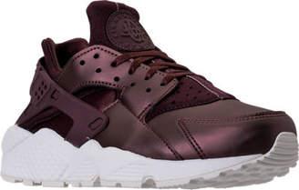 Nike Women's Huarache Run Premium TXT Casual Shoes