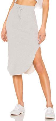Frank And Eileen Long Fleece Skirt