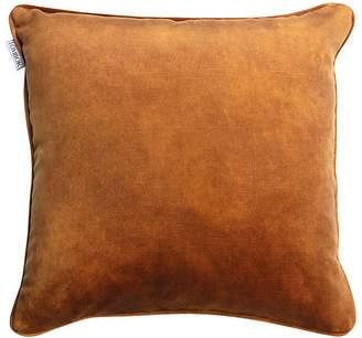 LOMBOK Vintage Cushion Mustard