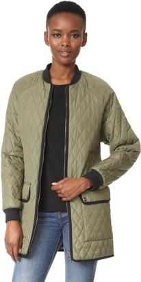 Belstaff Rackham Quilt Jacket $595 thestylecure.com
