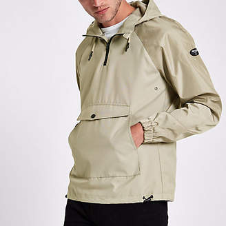 River Island Only and Sons grey anorak jacket