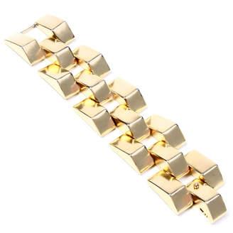 Ben-Amun Ben Amun Pyramid Gold Bracelet