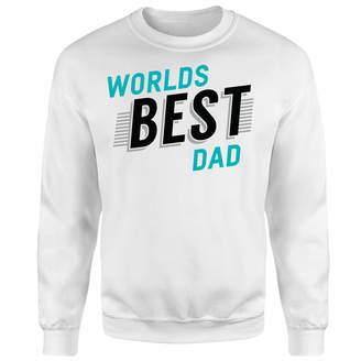 The Dad Collection Worlds Best Dad Sweatshirt