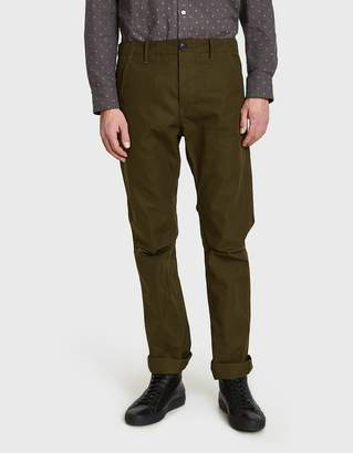 Rgt.A Weekender Pant in Olive Ripstop