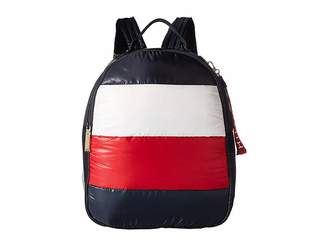 Tommy Hilfiger Ames Puffy Corp Color Block Backpack