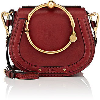 Chloé Women's Nile Small Crossbody Bag $1,550 thestylecure.com
