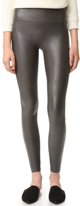 SPANX Ready-to-Wow Faux Leather Leggings $98 thestylecure.com