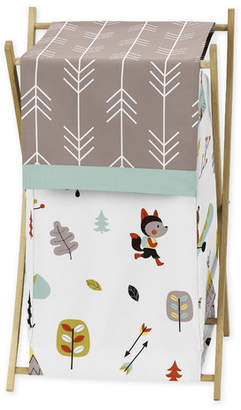 JoJo Designs Sweet Outdoor Adventure Laundry Hamper