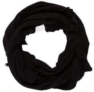 Portolano Wool-Cashmere Knit Infinity Scarf w/ Tags