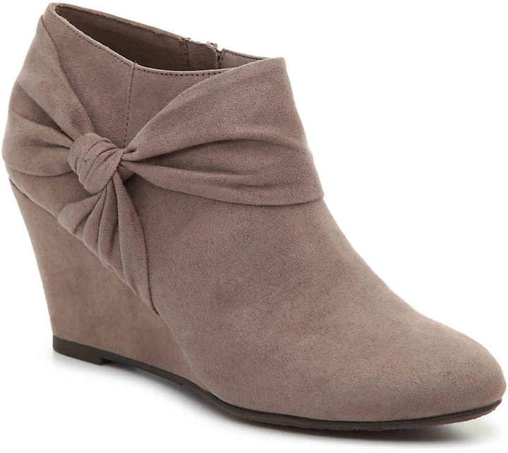 CL by Laundry Vianne Wedge Bootie - Women's
