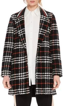 Scotch & Soda Bonded Wool Blend Jacket