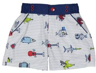 Andy & Evan Fish Swim Trunks