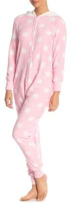 Hello Kitty Hooded Union Suit