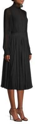 Polo Ralph Lauren Annaabelle Chiffon A-Line Dress