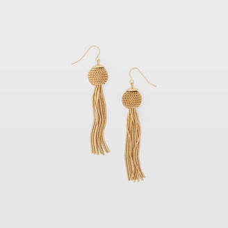 Club Monaco Chain Tassel Earring