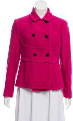 RED Valentino Nubby Wool Jacket