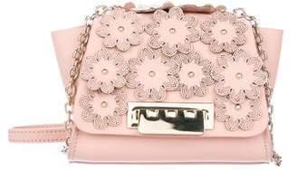 Zac Posen Floral Eartha Iconic Mini Chain Crossbody Bag w/ Tags