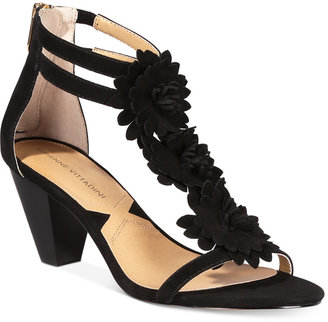 Adrienne Vittadini Patino Sandals Women's Shoes $105 thestylecure.com