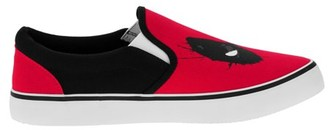 Marvel Deadpool Men's Canvas Slip-On Sneaker