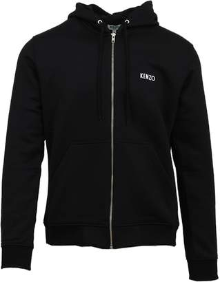 Kenzo Oversized Zip Up Jacket