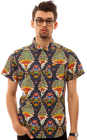 Obey The Kasbah Buttondown Shirt