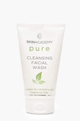 boohoo Skin Academy Pure Cleansing Facial Wash