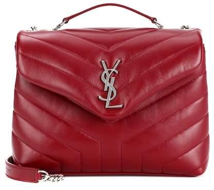 Saint Laurent LouLou Monogram Small leather shoulder bag