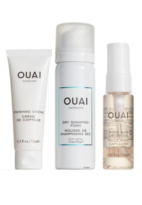 Ouai Morning After Kit $22 thestylecure.com