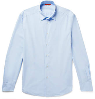 Barena Slim-Fit Cotton-Poplin Shirt