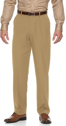 Croft & Barrow Men's Classic-Fit Easy-Care Flat-Front Dress Pants