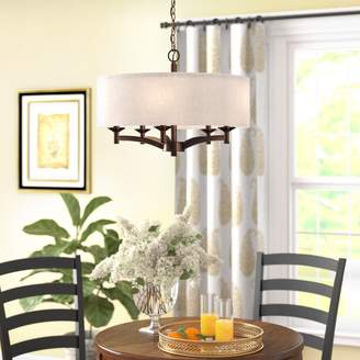 Three Posts Harlan 5-Light Drum Chandelier