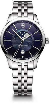 Victorinox Women's 'Alliance' Swiss Quartz Stainless Steel Casual Watch