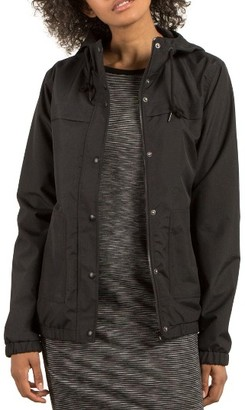 Women's Volcom Enemy Stone Hooded Jacket $59.50 thestylecure.com
