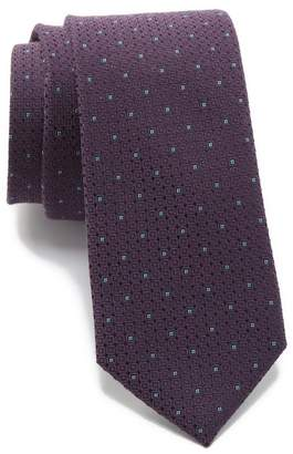 Ted Baker Square Tile Neat Tie