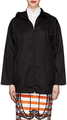 Prada Women's Tech-Gabardine Hooded Jacket