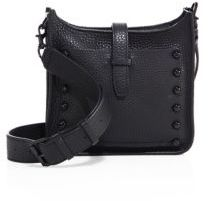 Rebecca Minkoff Studded Leather Crossbody Bag $195 thestylecure.com