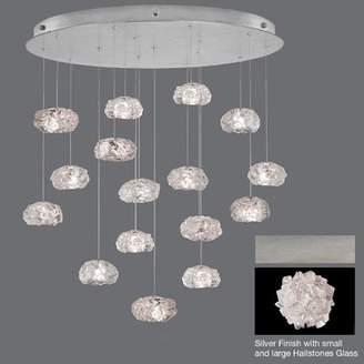 Fine Art Lamps Natural Inspirations 16-Light Cluster Pendant Fine Art Lamps