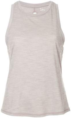 Nimble Activewear double twist back tank top
