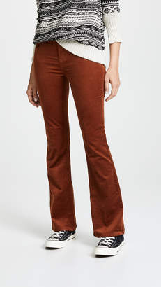 Blank Corduroy Flare Jeans