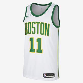 Nike Kyrie Irving City Edition Swingman (Boston Celtics) Men's NBA Connected Jersey