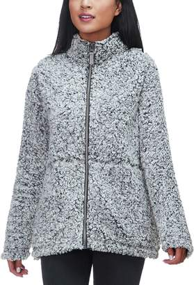 Dylan Frosty Tipped Stadium Jacket - Women's