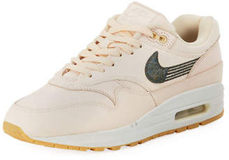 Nike 1 Premium Leather Sneakers