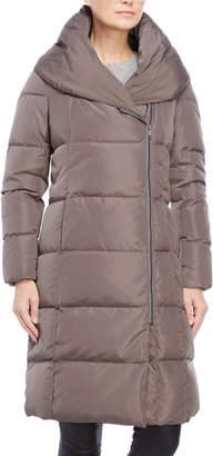 Cole Haan Convertible Hood Warm Down Coat