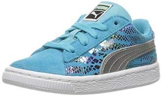4cda1576f3fc at Amazon.com · Puma Suede Sport Lux Kids Sneaker (Toddler)