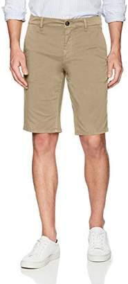 BOSS ORANGE Men's Slim Fit Cotton Stretch Chino Short